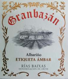 Bijel Granbazan Etiqueta Ambar