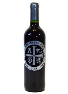 Crno vino Compañia de Vinos M. Martín Tinto  - 12 Uds.
