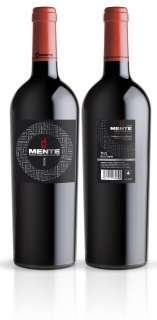 Crno vino DEMENTE 2012
