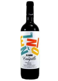 Crno vino El Niño de Campillo