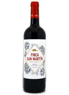 Crno vino Finca San Martín