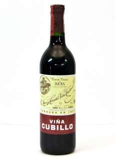 Crno vino Viña Cubillo