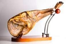 Iberijski-ham ramena Ibéricos Collado