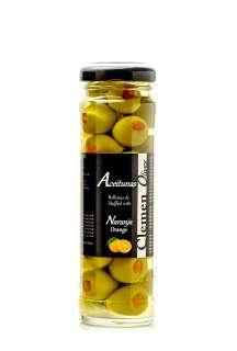 Maslina Clemen, Olives-Naranja