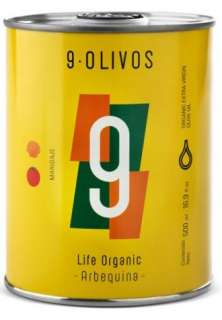 Maslinovo ulje 9-Olivos, Arbequina