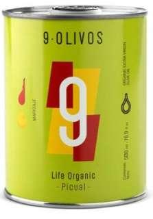 Maslinovo ulje 9-Olivos, picual