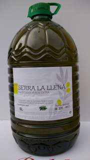 Maslinovo ulje Serra la Llena