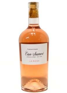 Rosé vino Can Sumoi La Rosa