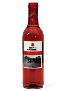 Rosé vino René Barbier Rosado 37.5 cl.